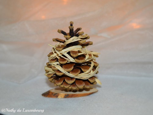 Pinecone Christmas DIY