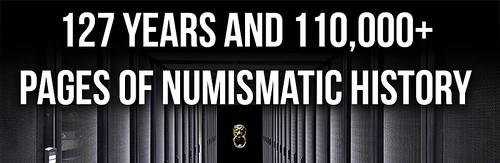 Numismatist archive