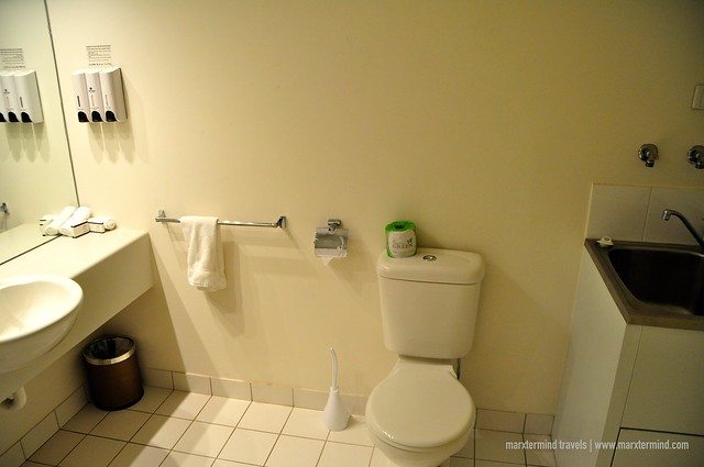 Toilet One Bedroom Apartment at Park Regis Griffin Suites