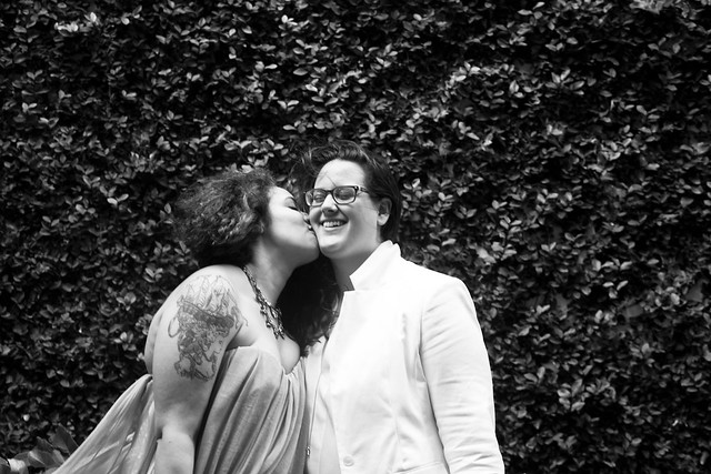 Lindsey and Shaun's Wedding in downtown Austin, Texas, Love Wins, Gay Wedding, Lesbian Wedding