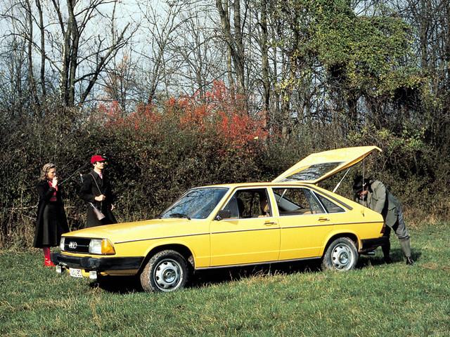 Универсал Audi 100 C2 Avant. 1977 – 1983 годы