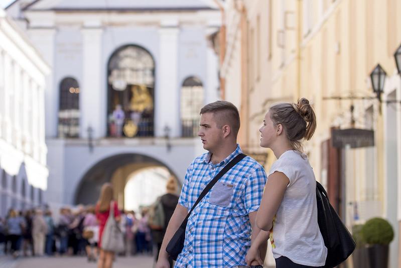 Ostra Brama w Wilnie - Vilnius