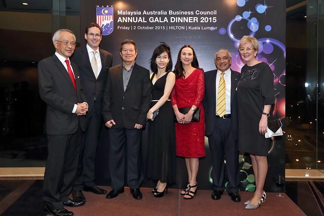 MABC Annual Gala Dinner 2015 - Photo Wall