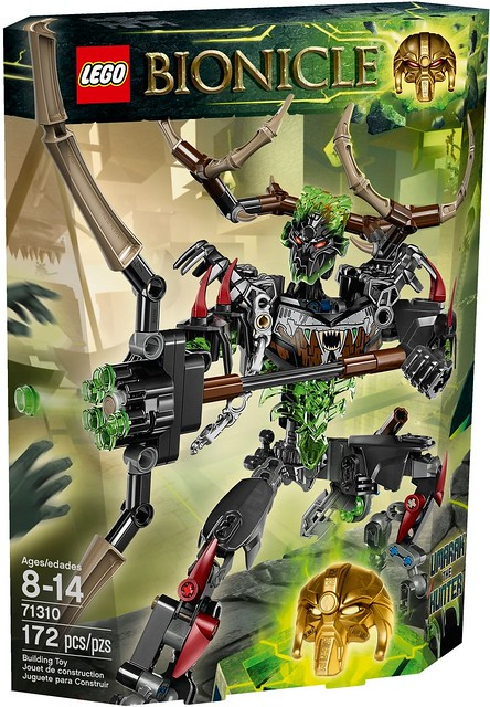 LEGO Bionicle 2016 | 71310 - Umarak the Hunter