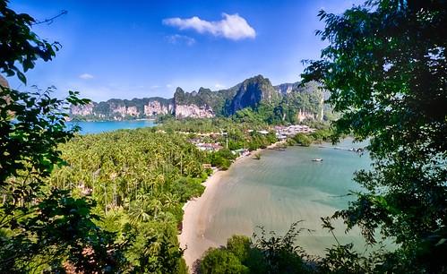 A strip of Paradise - Railay Beach