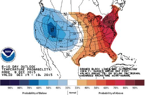 Forecast 12-9-15