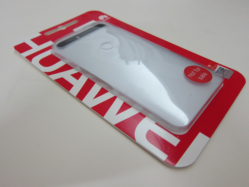 Huawei Free Nexus 6P Jelly Case - Packaging