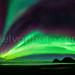 Aurora Borealis or Northern Lights, Iceland by Daniel Viñe fotografia