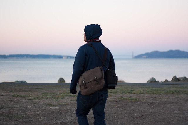 Sunrise Hike in Berkeley
