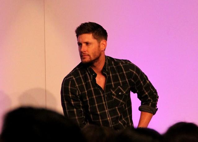 Smoldering Jensen Ackles