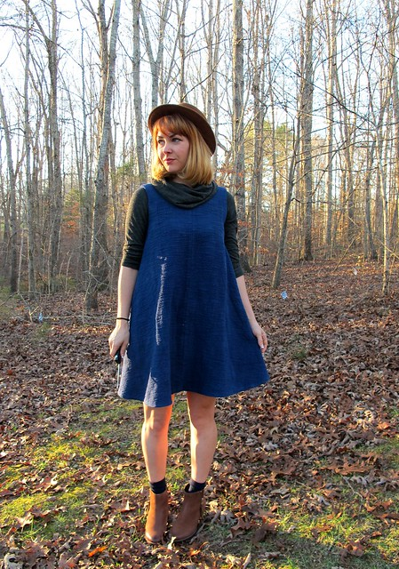Shutters & Shuttles Sway Dress - front