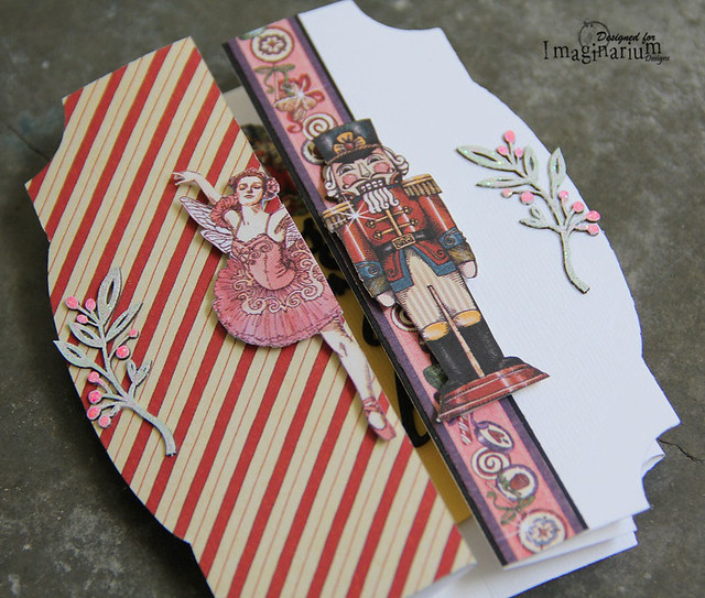 """Nutcracker Christmas"" Cards"