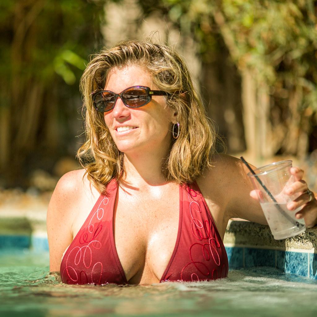 wife tub Sexy hot