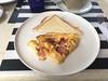 141 - Huevos Revueltos con bacon - La Marina - Bayahibe