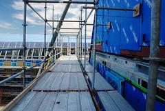non union, scaffolding, scaffold, pinnacle scaffold, 302 766-5322, open shop, shoring, DE, PA, NJ, MD, 293