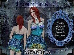 Immateria Myantha hycinth