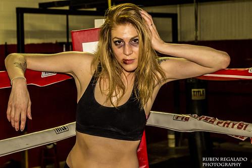 Hardcore Blonde Boxer