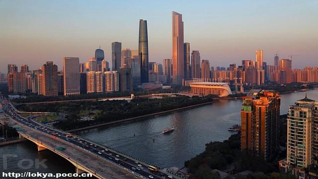 #skyline #canton #skyscraper #skyscrapercity #skylines #cityskyline #ifc #ctf #guangzhou #zhujiangnewtown #cbd #china #cityscape #cityview #sunset #sunset🌅 #广州 #珠江新城 #西塔 #东塔 #周大福中心 #珠江