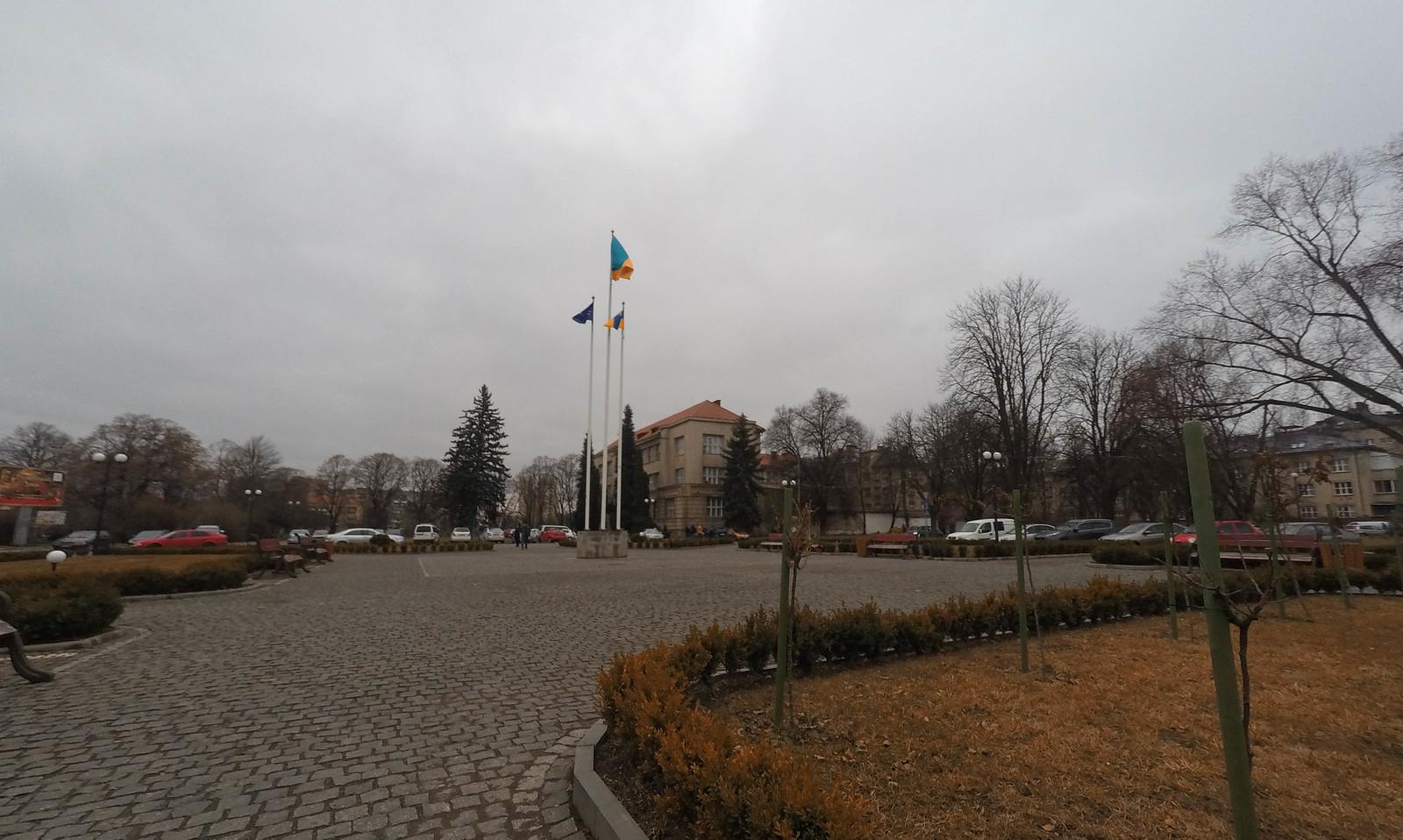 Uzhhorod Square