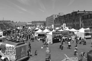 SF Street Food Festival - Pier 70