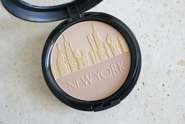 Physicians Formula City Glow Daily Defense Bronzer in New York review and swatch