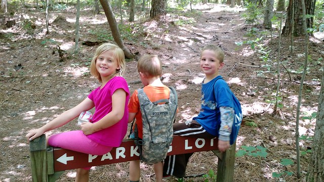 July 10 2015 Umstead Hike (12)