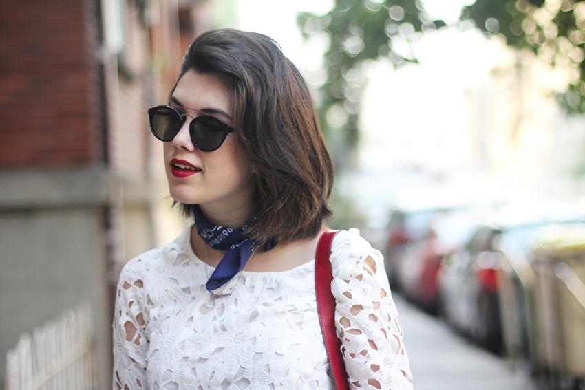 tendencia pañuelo al cuello blogger streetstyle myblueberrynightsblog