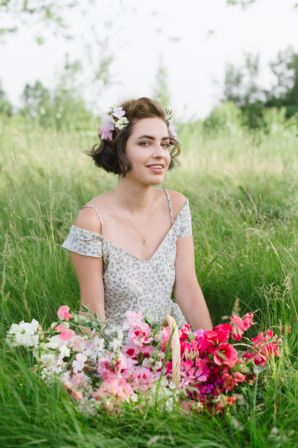 Celine Kim Photography Sweet Gale Gardens Herb n Meadow Floral styled shoot-9