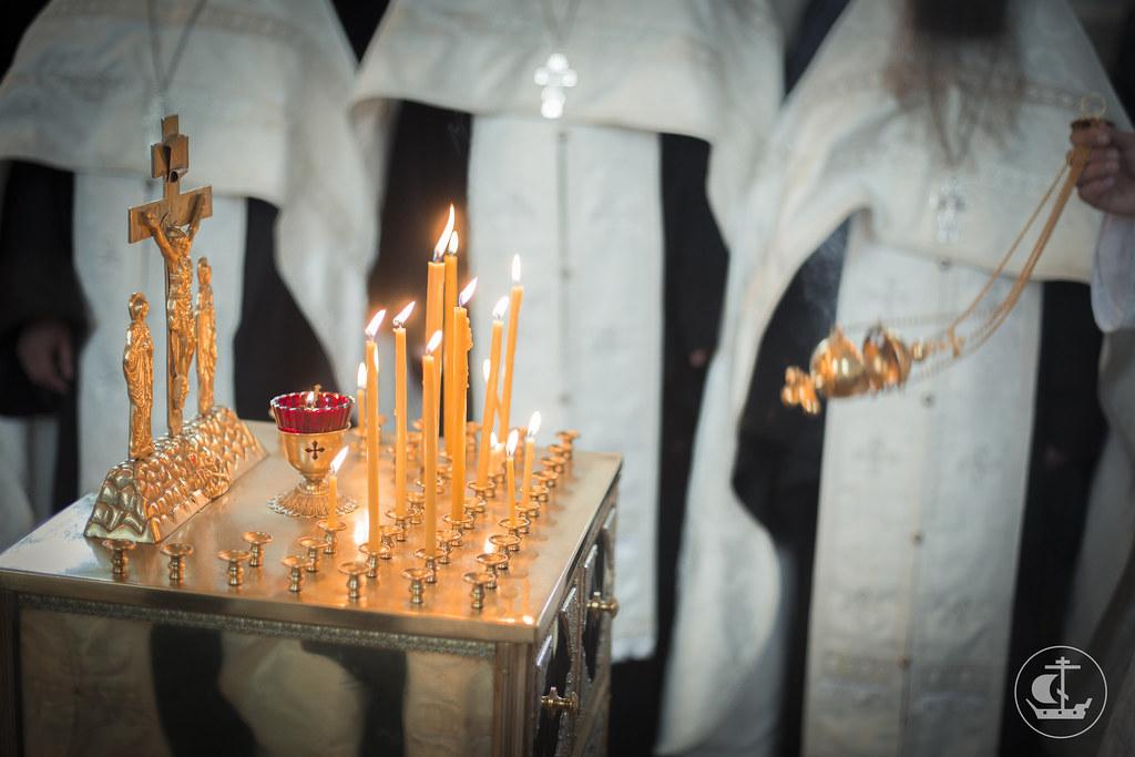 5 сентября 2015, Памяти митрополита Никодима (Ротова) / 5 September 2015, Memory of metropolitan Nikodim (Rotov)