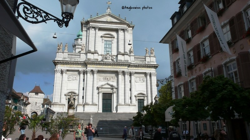 St. Urs Cathedral, Solothurn
