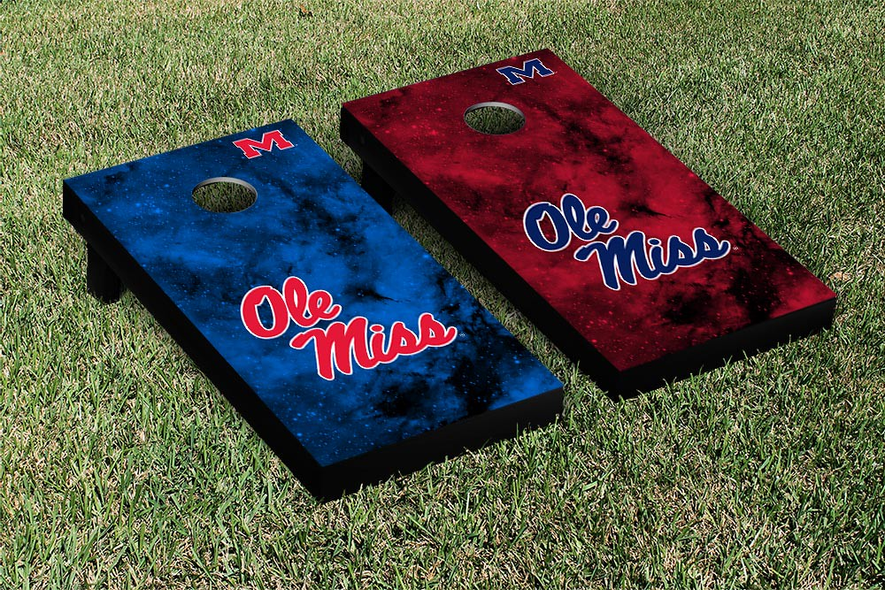 Ole Miss Rebels Galaxy Version