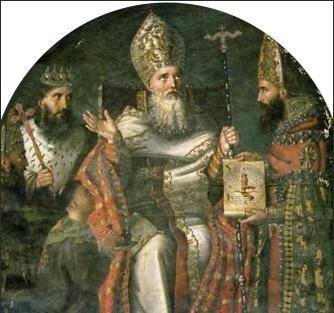 Thời Bút Chiến Về Mầu Nhiệm Ba Ngôi: Thánh Grégoire Giám Mục Nazianze (329 - 390)