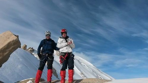 Альпиниада на пик Молодежный (4147 м) (36)