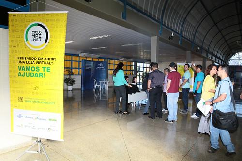 Credenciamento - Cariacica - 04 de agosto de 2015 - Ciclo MPE.net