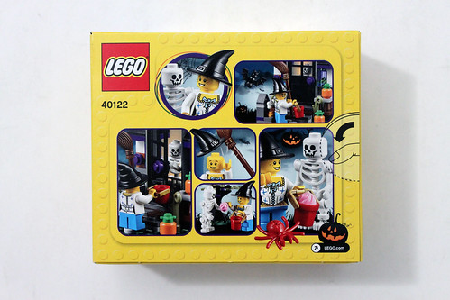 LEGO Seasonal Trick or Treat (40122)