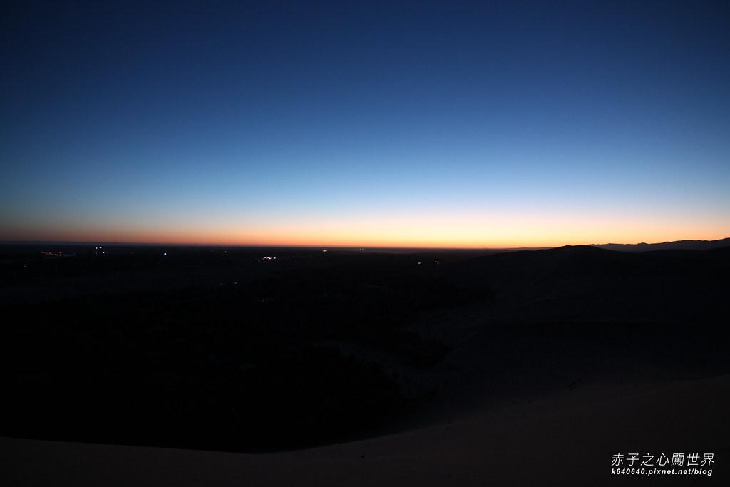 絲路-敦煌鳴沙山月牙泉-沙漠露營30