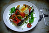 Roasted Tomato and Ricotta Tartine by Premshree Pillai