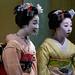 Toshiemi and Toshimomo are surprised... by Rekishi no Tabi