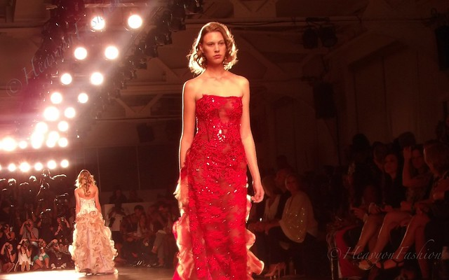 Nolcha Fashion week - DannyNguyenCouture