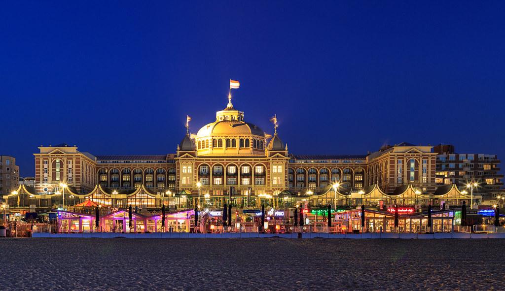 Grand Hotel Amrâth Kurhaus The Hague @Bluehour