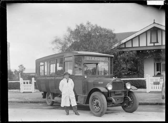 Early bus