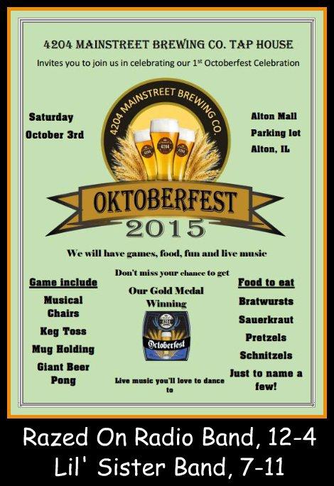 4204 Oktoberfest 10-3-15