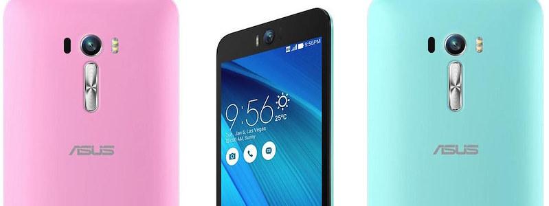 ASUS Zenfone Selfie chính hãng: giá 6.490.000đ, bán từ hôm nay, có màu hồng - 93381