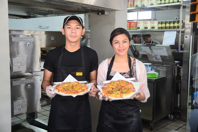 Patty Villegas - Yellow Cab Opening - Sta. Lucia Mall -6