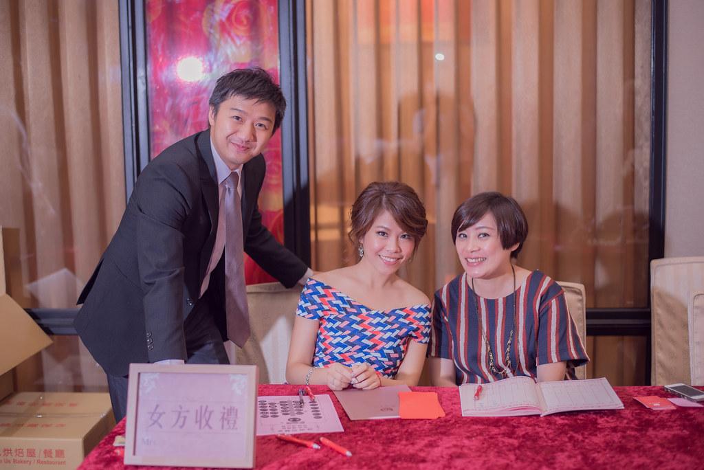 20151004京華城雅悅會館婚禮記錄 (414)