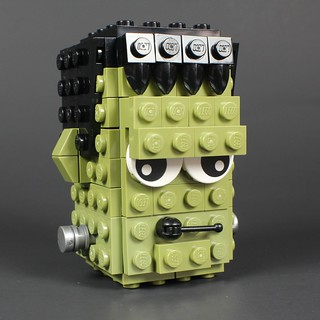 Frankenstein's Monster Blockhead