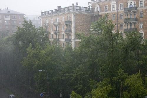 Ветреная погода, дождь и до 15 градусов тепла ожидается 24 сентября