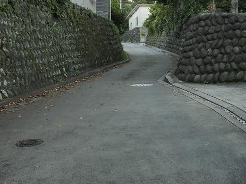 うねる坂道