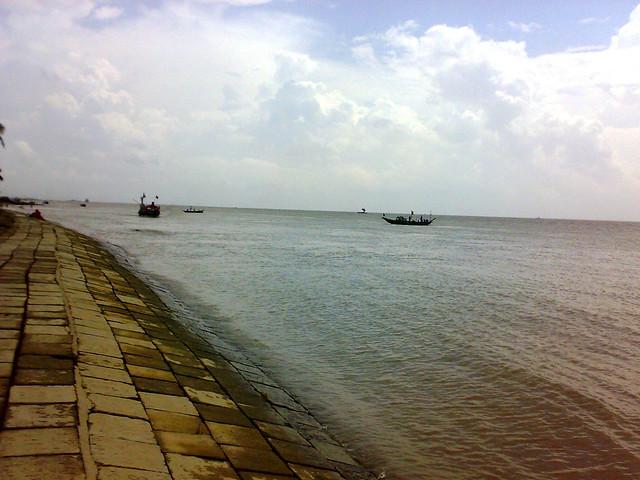 बांग्लादेश नदी जल विवाद