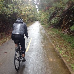Rainy Return Journey
